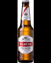 A.Le coq premium alkoholivaba õlu, 330 ml