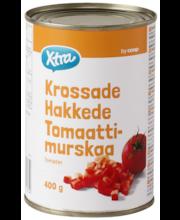 X-tra tomatid purustatud, 400 g