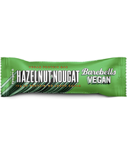 Barebells Vegan Hazelnut & Nougat valgubatoon 55 g