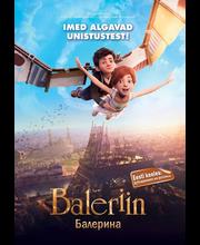 Dvd Baleriin