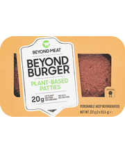 Beyond Meat Burger hernevalgupõhised köögiviljapihvid 2 tk 227 g