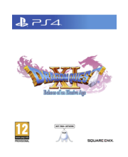 PS4 mäng Dragon Quest XI Echoes of an Elusive Age