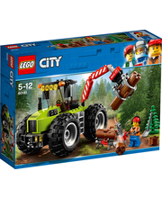 60181 City Great Vehicles Metsatraktor