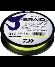 Õngenöör J-Braid X4 E0.13-135Y