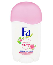 Pulkdeodorant Fresh&Dry Peony Sorbet 50 ml