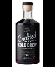 Crafted Cold Brew Coffee liköör 500ml