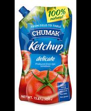 Chumak mahedamaitseline tomatiketšup 450 g