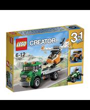 Lego Creator Chopperi transpordiveok 31043