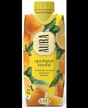 Aura apelsinimahl, 330 ml