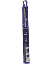 Heegelnõel 3,5/12 cm alumiinium
