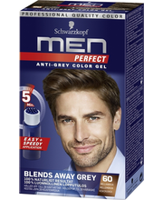 Juuksevärv Men Perfect 60 Natural Brown