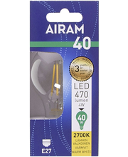 LED-lamp 4W E27 2700K 470LM