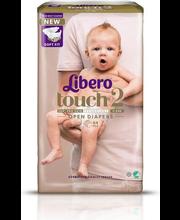 Libero Touch 2 Teipmähe 3-6kg 64 tk.
