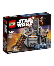 Lego Star Wars Süsiniku külmutamise kamber 75137