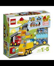LEGO Duplo Minu esimesed sõidu- ja veoautod 10816