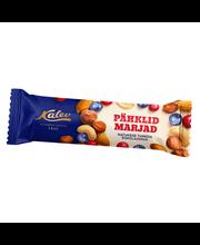 Pähkli-marjabatoon tumeda šokolaadiga 42 g
