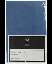 Vannikardin Sointu 180x200 cm, türkiis