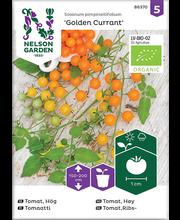 86370 Tomat Golden Currant  Organic