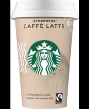 Starbucks Seattle Latte kohvijook, 220 ml