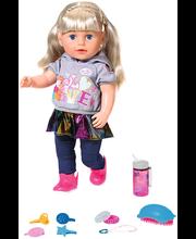 Baby Born nukk  õde Soft touch  blond 43cm