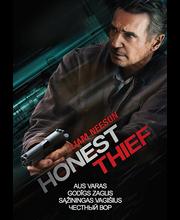 DVD Honest Thief/Aus varas