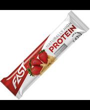 Proteiinibatoon maasika-valge šokolaadi, 35g