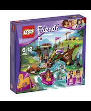 Lego Friends Seikluslaagris parvetamine 41121