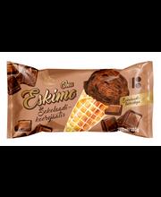 Onu Eskimo šokolaadijäätis šokolaaditükkidega, 200 ml