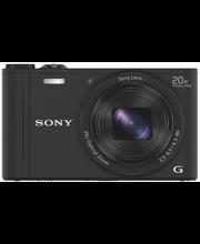 Digifotoaparaat Sony DSC-WX350, 20-kordne suum