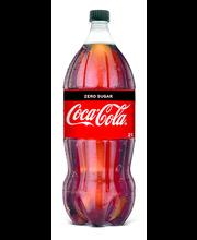 Coca-Cola Zero karastusjook 2L