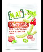 N.A! Cris'Peas tomati-ja basiilikumaitselised hernesnäkid 50 g