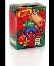 Limpa maasikajook, 200 ml