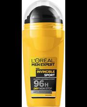 Rulldeodorant meeste Invincible Sport 50 ml