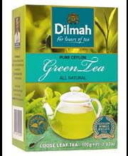 Dilmah roheline lehetee 100g