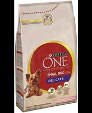 Täissööt koertele lõhe ja riisiga 1,5 kg