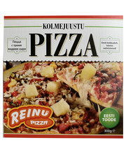 Kolme juustu pizza 300 g