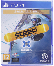 PS4 mäng Steep Winter Games Ed
