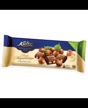 Kalev tervete metsapähklitega piimašokolaad 200 g