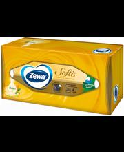 Zewa Taskurätik karbis Softis Sensitive 80tk (4-kihiline)