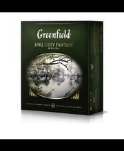 Greenfield Earl Grey must tee 2gx100 g