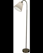 Põrandavalgusti Tromsö, 200 x 45 cm valge