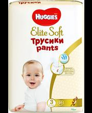 Huggies püksmähkmed Elite Soft 3, 6-11kg, 54tk