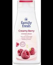 Dushikreem Creamy Berry vaarikas 500 ml
