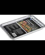 Alumiinium grillvorm 34 x 23 cm 4 tk