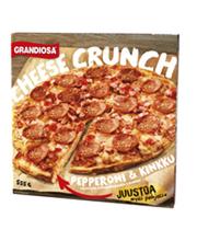 Singipitsa Cheese Crunch Pepperoni, 555 g