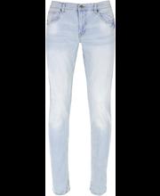 Meeste strech-teksad Slim, sinine W36L30
