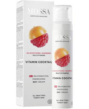 Mossa päevakreem vitamin cocktail 50ml.
