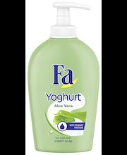 Vedelseep yoghurt aloe vera 250ml