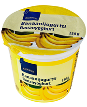Banaanijogurt, 150 g