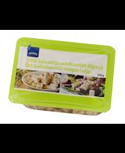 Salatijuustukuubikud ürdiõlis, 150 g
